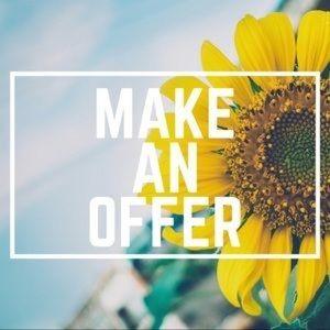 Make me an offer 🌻💛